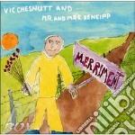 Merriment cd musicale di Vic Chesnutt
