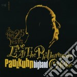 Live at the philharmonie cologne cd musicale di Paul Kuhn
