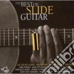 The best of slide guitar cd musicale di M.waters/j.b.hutto &