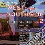 E.taylor Jr./l.dizz/l.tayolor - Chicago's Best Ws Vol.2 cd musicale di Jr./l.dizz/ E.taylor