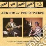 John Brim & Pinetop Perkins - Chicago Blues Sess.vol.12 cd musicale di John brim & pinetop perkins