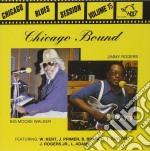 Jimmy Rogers & Big Moore Walker - Chicago Blues Sess.vol.15 cd musicale di Jimmy rogers & big moore walke