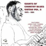 R.l. Burnside - Giants Of Country Blues 2 cd musicale di R.l.burniside & o.