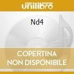 Nd4 cd musicale di Niederflur