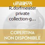 R.dorfmeister private collection-g stone series no.2 cd musicale di Artisti Vari