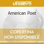 AMERICAN POET cd musicale di REED LOU