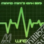 Wired-live- cd musicale di Manfred mann's earth band