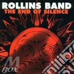 The end of silence cd musicale di Band Rollins