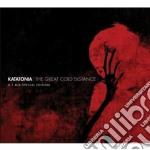 The great cold distance cd musicale di Katatonia