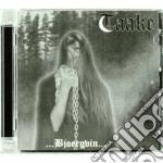 Taake - Bjoergvin cd musicale di Taake