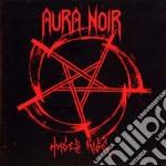 Aura Noir - Hades Rise cd musicale di Noir Aura