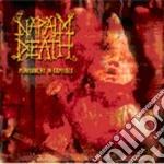 Punishment in capitals cd musicale di Death Napalm
