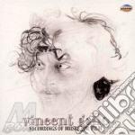 Vincent Gallo - Recordings Of Music For Film cd musicale di Vincent Gallo