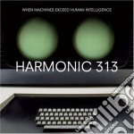 (LP VINILE) WHEN MACHINES EXCEED HUMAN lp vinile di HARMONIC 313