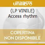 (LP VINILE) Access rhythm lp vinile di Jimmy Edgar