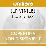 (LP VINILE) L.a.ep 3x3 lp vinile di Lotus Flying