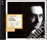 La forza del destino cd musicale di G. Verdi