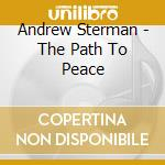Sterman Andrew - The Path To Peace cd musicale di Andrew Sterman