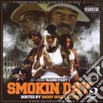 G-unit Radio Part 1 - Smokin Day 2 cd musicale di ARTISTI VARI