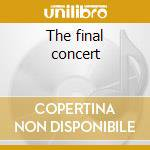 The final concert cd musicale di Marvin Gaye