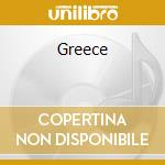 Greece cd musicale di The music of