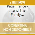 Page France - ...and The Family Telephone cd musicale di France Page