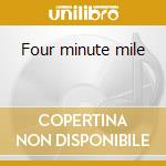 Four minute mile cd musicale di Get up kids