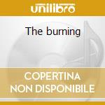 The burning cd musicale