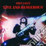 (LP VINILE) Live and dangerous lp vinile di Lizzy Thin
