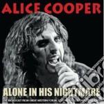 (LP VINILE) Alone in his nightmare lp vinile di Alice Cooper