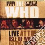 (LP VINILE) Live at the isle of wight lp vinile di The Who