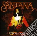 The anthology cd musicale di Santana