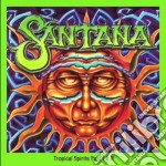 Tropical spirits 1 & 2 cd musicale di Santana