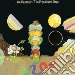 The first seven days cd musicale di Jan Hammer