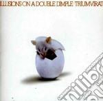 Illusions on a double dimple cd musicale di Triumvirat