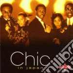 In japan cd musicale di Chic