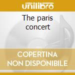 The paris concert cd musicale di Thelonious Monk