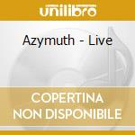 Live at the copacabana palace cd musicale di Azymuth