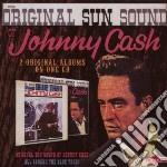 All aboard the blue train cd musicale di Johnny Cash