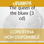 The queen of the blues (3 cd) cd musicale di Dinah Washington