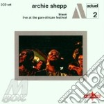Blase'/live at the pan-african festival cd musicale di Archie Shepp