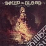 Inked In Blood - Lay Waste The Poets cd musicale di Inked in blood