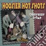 Everybody stomp cd musicale di Hoosier hot shots (4