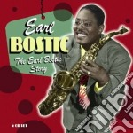 The earl bostic story cd musicale di Earl bostic (4 cd)