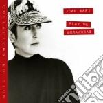 Joan Baez - Play Me Backwards cd musicale di Joan Baez