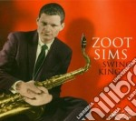 Zoot Sims - Swing King! cd musicale di Sims Zoot
