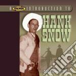 Hank Snow - I'm Movin'on cd musicale di Hank Snow