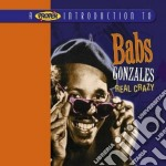 Babs Gonzales - Real Cry cd musicale di Gonzales Babs