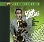 The baritone sax master cd musicale