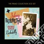 Johnny Burnette - And More Kings Rockabilly cd musicale di JOHNNY BURNETTE